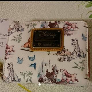 ディズニー(Disney)のラウンジフライ レディ&トランプのお財布(財布)