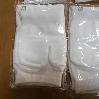 白足袋風ソックス 4足と白ソックス2足(ソックス)