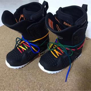 値下げ THIRTY TWO tm-two ブーツ スノーボード スノボ (ブーツ)