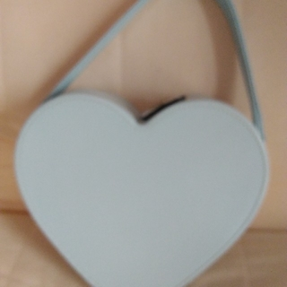 ハートイー(Heart E)のハートEハートバッグ M!LK エミリーテンプルキュート ベイビーザス (ハンドバッグ)