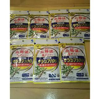 コバヤシセイヤク(小林製薬)の小林製薬 サラシア100 20日分×7袋(その他)