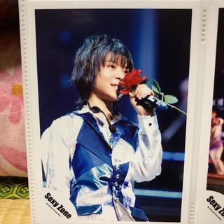 セクシー ゾーン(Sexy Zone)の松島聡 公式写真3枚セット(アイドルグッズ)