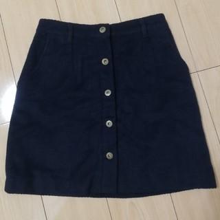 マーキュリーデュオ(MERCURYDUO)のマーキュリーデュオ 台形 スカート(ミニスカート)