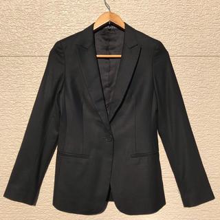 セオリー(theory)のtheory セオリー ジャケット レディース 黒 ブラック 0 (テーラードジャケット)