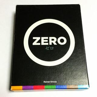 ゼロ ZERO カードゲーム ボードゲーム(トランプ/UNO)