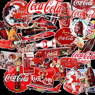 コカコーラ ステッカー 26枚セット 新品