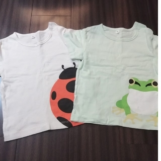 ムジルシリョウヒン(MUJI (無印良品))の無印良品☆半袖Tシャツ90(Tシャツ/カットソー)
