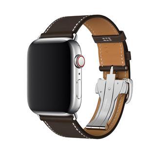 アップルウォッチ(Apple Watch)のApple Watch レザーストラップ(レザーベルト)