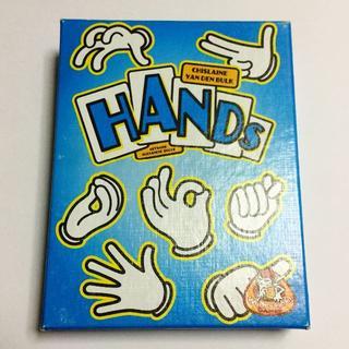 ハンズ カードゲーム ボードゲーム(トランプ/UNO)