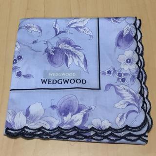 ウェッジウッド(WEDGWOOD)のWEDGWOODハンカチ(ハンカチ)