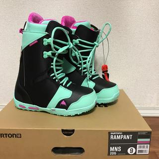 バートン(BURTON)の新品 BURTON RAMPANT 27.0cm(ブーツ)