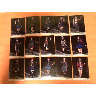 エスケーイーフォーティーエイト(SKE48)のSKE48 生写真 松井玲奈 古畑奈和 柴田阿弥 木崎ゆりあ 木本花音(アイドルグッズ)