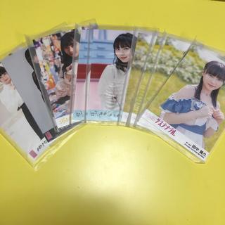 エイチケーティーフォーティーエイト(HKT48)の田中美久 生写真(アイドルグッズ)