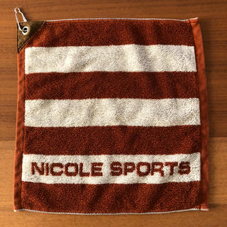 ニコル(NICOLE)のNICOLE タオル(タオル/バス用品)