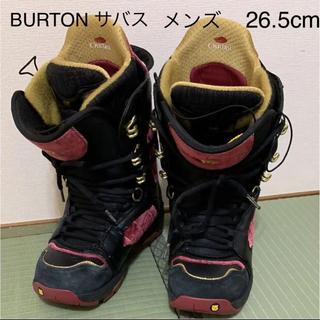 バートン(BURTON)のスノーボードブーツ 靴 バートン サバス 26.5cm(ブーツ)