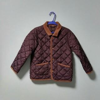 MUJI (無印良品) - キルティングジャケット 130