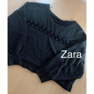ザラ(ZARA)の Zara(トレーナー/スウェット)