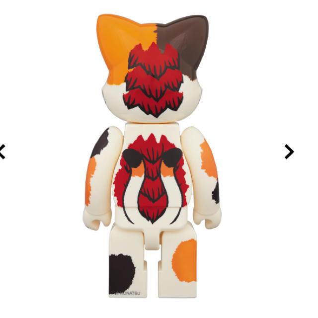 MEDICOM TOY(メディコムトイ)の新品 NY@BRICK ネゴラ NEGORA 400% ソラマチ ベアブリック エンタメ/ホビーのおもちゃ/ぬいぐるみ(キャラクターグッズ)の商品写真