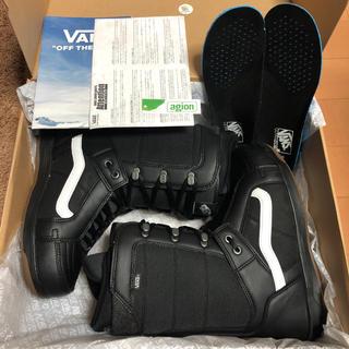ヴァンズ(VANS)の送料込28cm VANS HI-STANDARD(ブーツ)