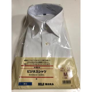 MUJI (無印良品) - ビジネスシャツ