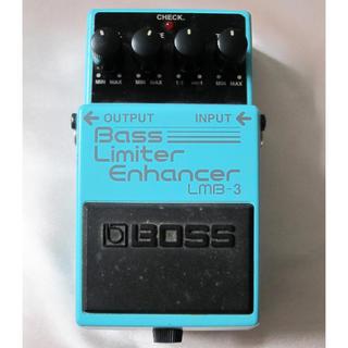 ボス(BOSS)のBOSS Bass Limiter Enhancer LMB-3 エフェクター(ベースエフェクター)