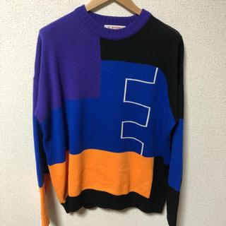 アイスバーグ(ICEBERG)のIC.STORY 90s ニット セーター vintage 古着 ヴィンテージ(ニット/セーター)