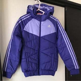 アディダス(adidas)の試着のみ☆adidas  160  ダウンジャケット(ジャケット/上着)