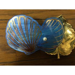 シアタープロダクツ(THEATRE PRODUCTS)のTHEATER PRODUCTS 貝殻バレッタ(ヘアピン)