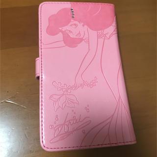 ディズニー(Disney)のスマホケース 手帳型(スマホケース)