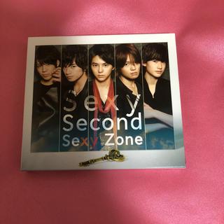 セクシー ゾーン(Sexy Zone)のSexy Zone  SexySecond(男性アイドル)