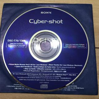 cyber-shot サイバーショット DSC-T70 T200 cd(コンパクトデジタルカメラ)