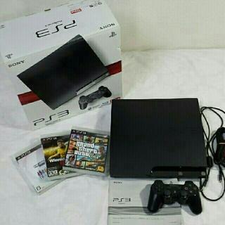 PlayStation3 - PS3 PlayStation3 本体 おまけソフト付き