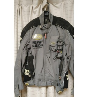 イエローコーン(YeLLOW CORN)のライダースジャケット(装備/装具)