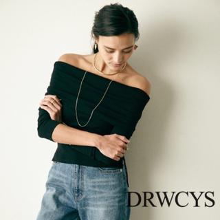 ドロシーズ(DRWCYS)のDRWCYS リブニット(ニット/セーター)