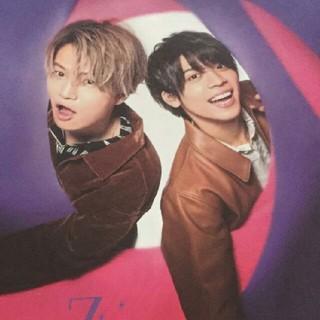 セクシー ゾーン(Sexy Zone)の切り抜き*Sexy Zone(菊地さん×松島さん) 月刊Songs 最終号!(アート/エンタメ/ホビー)