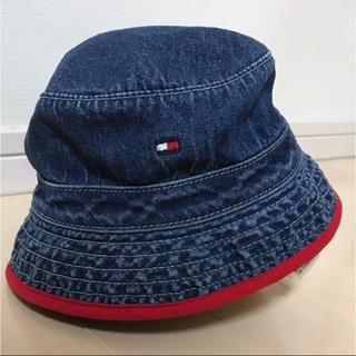 TOMMY HILFIGER - バケットハット 2〜3歳