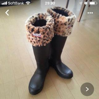 ハンター(HUNTER)のハンターブーツ(レインブーツ/長靴)