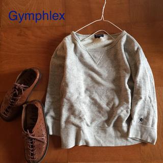 ジムフレックス(GYMPHLEX)のトレーナー スウェット(トレーナー/スウェット)