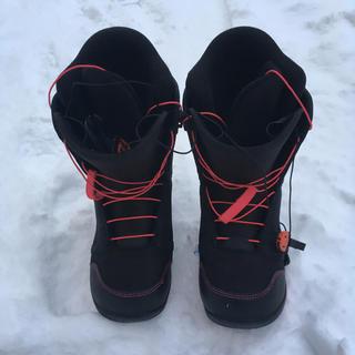 スノーボード ブーツ 25.5(ブーツ)