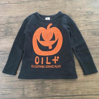オイル(OIL)のOIL オイル トレーナー(Tシャツ/カットソー)