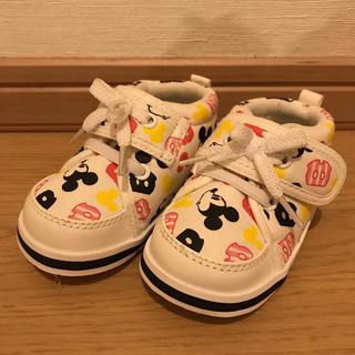Disney - ミッキースニーカー☆キッズ