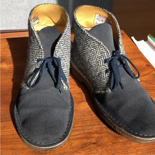 クラークス(Clarks)の ブーツ クラークス ハリスツイード Clarks harris tweed(ブーツ)