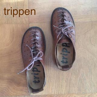 トリッペン(trippen)の革靴(ローファー/革靴)
