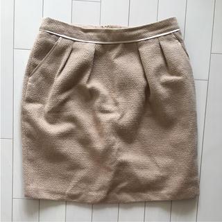 インデックス(INDEX)の美品!INDEX スカート(ひざ丈スカート)