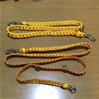 愛犬のためのハンズフリーセット 回転カン付き(リード/首輪)