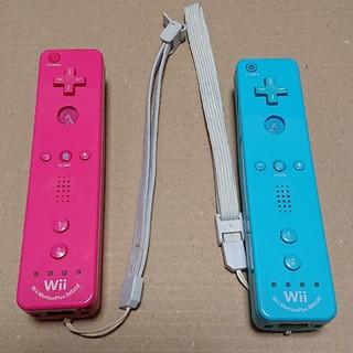 Wii - Wii リモコンプラス2個