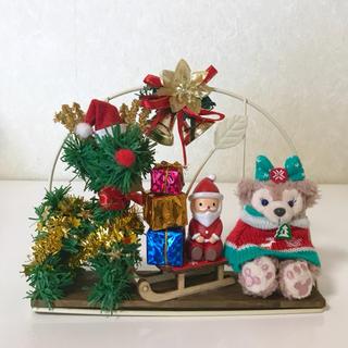 Disney - シェリーメイ トナカイさん クリスマス 壁かけ 置物 インテリア★