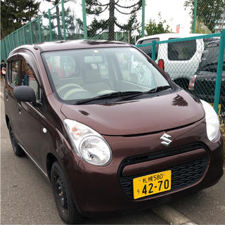 スズキ(スズキ)のH24 7万キロ アルト 札幌 コミコミ(車体)