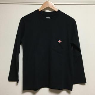 ダントン(DANTON)のDANTON ロンT ブラック(Tシャツ(長袖/七分))