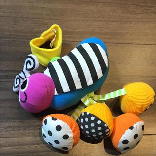サッシー(Sassy)のused♡sassy ベビーカートイ おもちゃ (ベビーカー用アクセサリー)